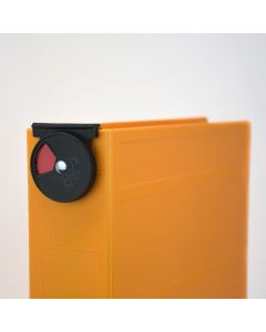 Five-Color Rotary Nurse Alert for Ring Binders