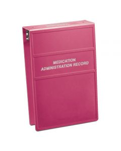 Medication Administration Record (MAR) Manuals – Top Opening