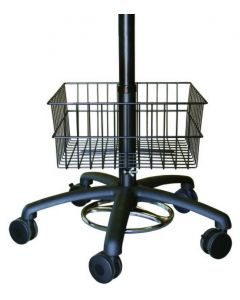 Concentric Utility Basket Black for WALKAroo 6402 and 6430 Carts