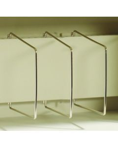 Individual Steel Wire Divider for PrivacyLine Standard Mobile Chart Racks