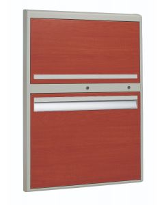 Premium Wide Wall Cabinet, 28.3