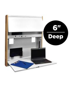 Premium Extra Wide Wall Cabinet, 32.9