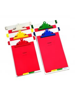 Traditional Clipboards with Bumpers- All Colors and Sizes